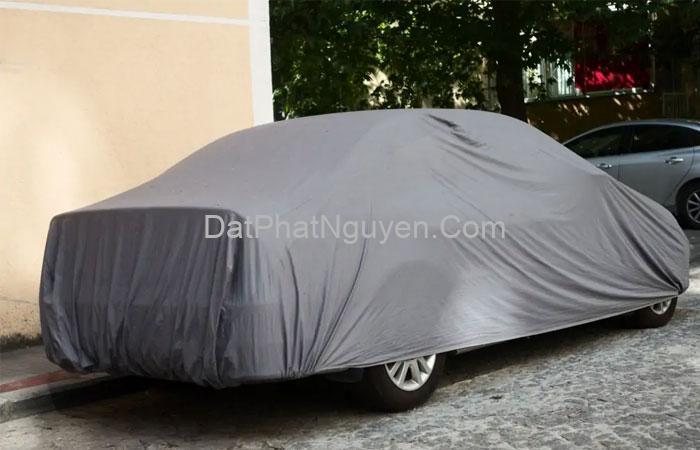 Bạt che ô tô giải pháp chống nóng, bảo vệ ngoại thất hiệu quả