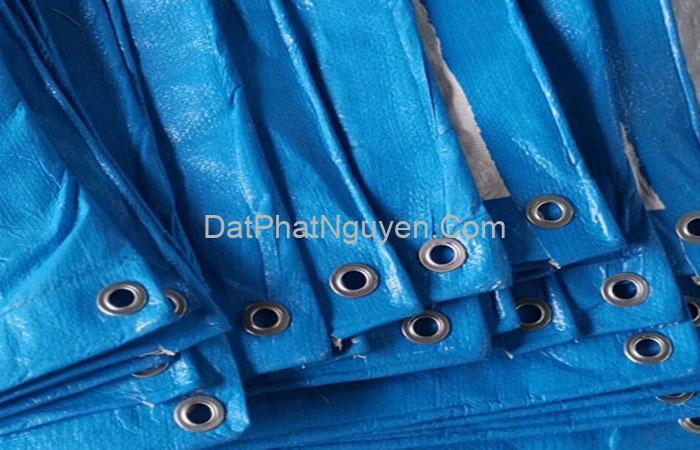 Bạt nhựa khổ lớn với chất lượng ưu việt nhờ sản xuất từ chất liệu cao cấp