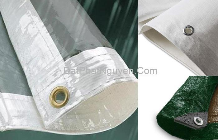 Mẹo giúp sử dụng bạt nhựa PE trắng luôn được bền lâu