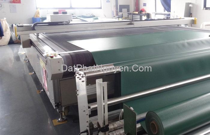 Sản phẩm bạt che được sản xuất với chất liệu bền bỉ