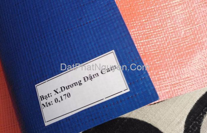 Tiêu chuẩn cấu tạo của các sản phẩm bạt nhựa HDPE